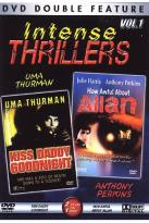 Intense Thrillers Volume 2 - Kiss Daddy Goodnight/ How Awful About Allan