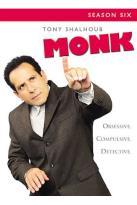 Monk - Season Six/Psych: Season Two
