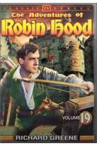Adventures Of Robin Hood, Vol 19