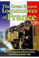 Great Steam Locomotives of France