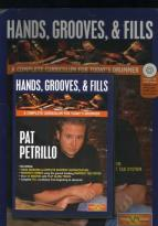 Pat Petrillo:Hands Grooves & Fills