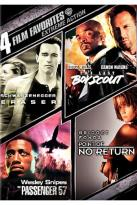 Eraser/Last Boy Scout/Passenger 57/No Return
