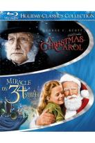 Holiday Classics Collection: A Christmas Carol/Miracle on 34th Street