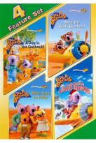 Koala Brothers: 4 Feature Set