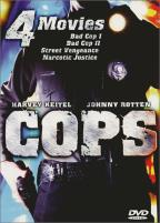 Cops - 4 Movie Set