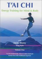 T'ai Chi: Energy Training For Mind & Body - Vol. 1