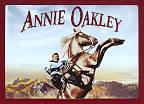 Annie Oakley: Collectable Tin With Handle