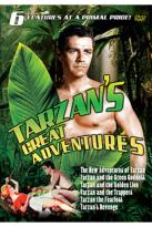 Tarzan's Great Adventures