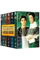Numb3rs - Complete Series Pack