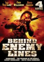 Behind Enemy Lines: Commandos/The Prisoner in the Middle/Desert Commandos/Delta Force Commando