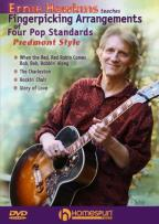 Teaches Fingerpicking Arrangements Of Four Pop