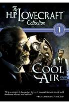 H.P. Lovecraft Collection Volume 1: Cool Air