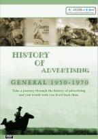 History of Advertising - General 1950-1970 (2 DVD Set)