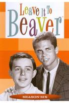 Leave It To Beaver - The Complete Sixth Season