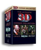 Ultimate 3D Horror Collection