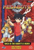 Medabots Vol. 7: Back In The Robattle Again