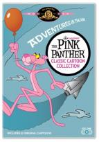 Pink Panther Classic Cartoon Collection - Volume 2: Adventures in the Pink