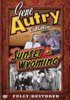 Gene Autry - Sunset In Wyoming