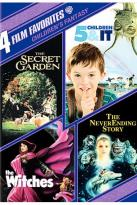 4 Film Favorites: Children's Fantasy