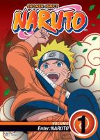 Naruto - Vol. 1: Enter Naruto