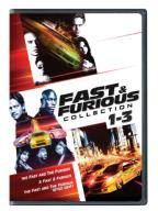 Fast & Furious Collection 1-3