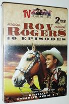 Roy Rogers - 10 Episodes