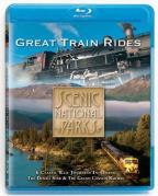 Scenic National Parks - Great Train Ride