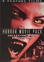 Horror Movie Pack Volume One