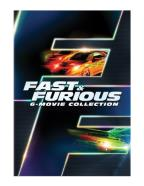 Fast & Furious: 6 Movie Collection