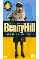 Benny Hill - Set 6 - Complete & Unadulterated - the Hill's Angels Years