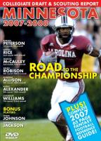 Road to the Championship: Minnesota - 2007-08
