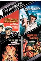 4 Film Favorites: John Wayne War
