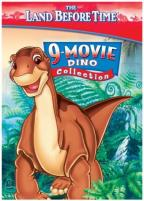Land Before Time: 9 Movie Dino Pack