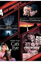 4 Film Favorites: Stephen King