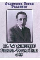 D. W. Griffith: Director, Vol. 3