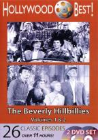 Hollywood Best!: The Beverly Hillbillies, Vols. 1 & 2