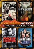 Explosive Action: 4 Movie Collection