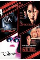 4 Film Favorites: Thrillers