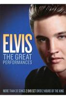 buy Elvis:  The Greatest Performances Box Set