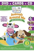 Baby Einstein: Animals Around Me Discovery Kit