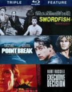 Executive Decision/Point Break/Swordfish