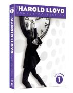 Harold Lloyd Comedy Collection Vol 1