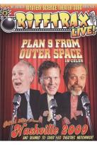 RiffTrax Live!: Plan 9 from Outer Space in Color