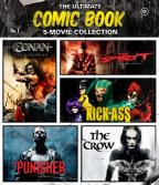 Ultimate Comic Book 5-Movie Collection
