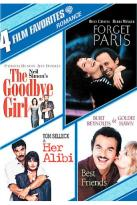 4 Film Favorites: Romance