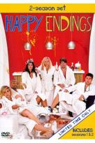 Happy Endings - The Complete First and Second Seasons