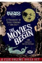 Movies Begin, The - Boxed Set