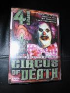 Circus of Death - 4 Movie Set
