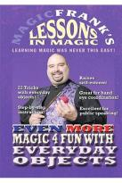 Magic Frank's Lessons In Magic - Even More Magic 4 Fun