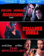 Assassins/Cobra/The Specialist